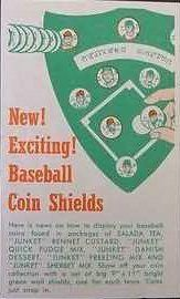 1962 Shilelds Ad Poster