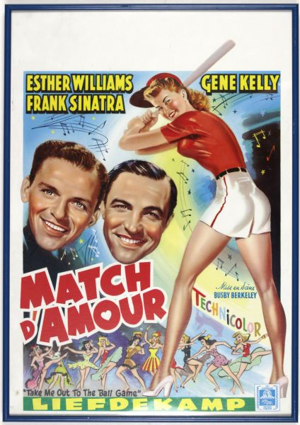 Match D'Amour Sinatra Kelly