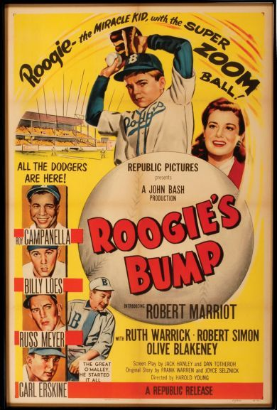 Movie Poster Roogie's Bump