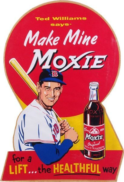Moxie Ted Williams