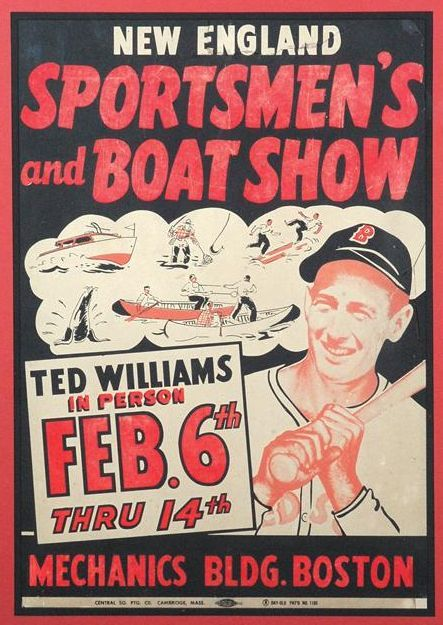 New England Sportsmen Boat Show Williams