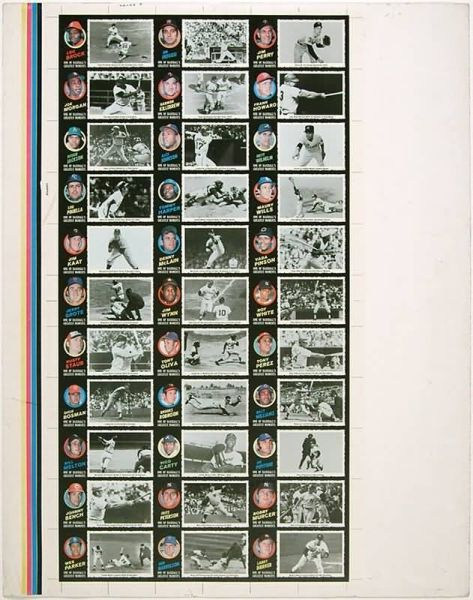 1971 Topps Greatest Moments 1