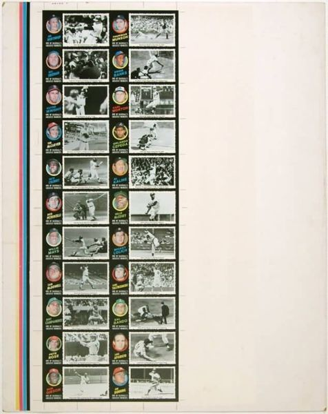 1971 Topps Greatest Moments 2
