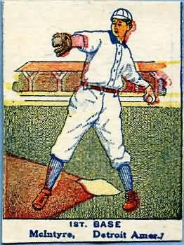 1910 Dockman Box All Star Candy McIntyre