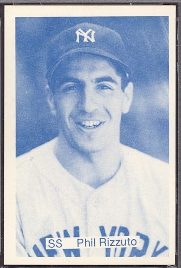 1975 TCMA All Time NY Yankees Rizzuto