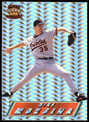 8 Mike Mussina