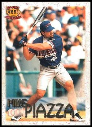 2 Mike Piazza
