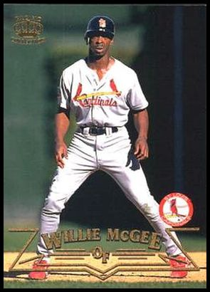 415 Willie McGee