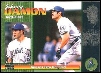 112 Johnny Damon