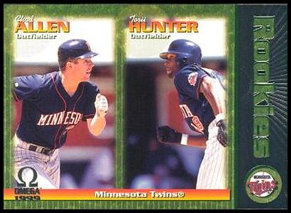 141 Chad Allen Torii Hunter RC