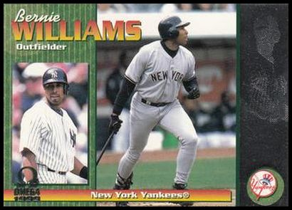 167 Bernie Williams