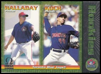 250 Roy Halladay Billy Koch