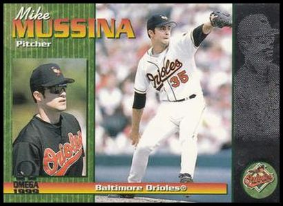 36 Mike Mussina