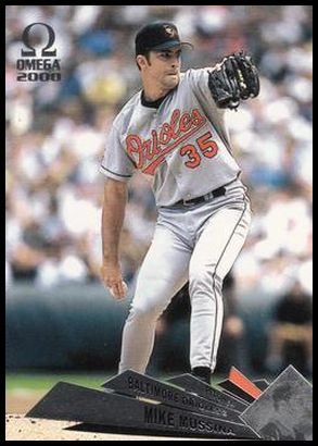 19 Mike Mussina