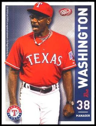29 Ron Washington