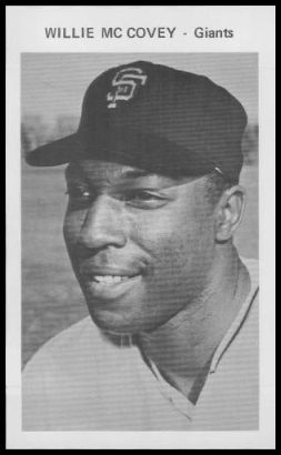 10 Willie McCovey