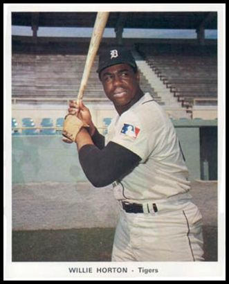8 Willie Horton