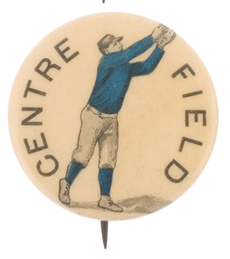 Centre Field Blue Uni