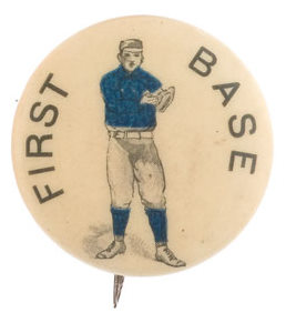 First Base Blue Uni