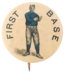 First Base Dark Pants