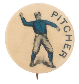 Pitcher Blue Uni