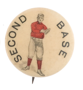 Second Base Red Uni