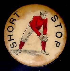 Short Stop Red Uni