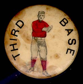 Third Base Red Uni
