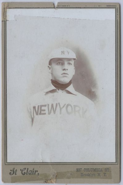 1904 Cabinet NY Player
