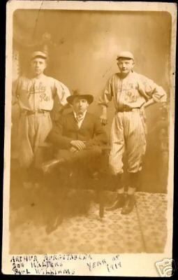 Cabinet 1919 Yankees