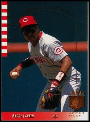 15 Barry Larkin