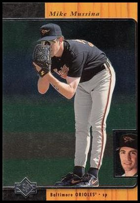 33 Mike Mussina