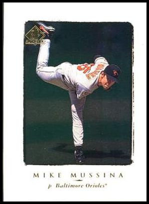 52 Mike Mussina