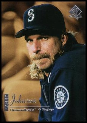 6 Randy Johnson