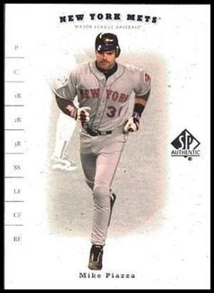 72 Mike Piazza
