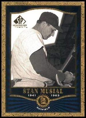 11 Stan Musial