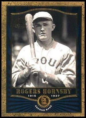 17 Rogers Hornsby