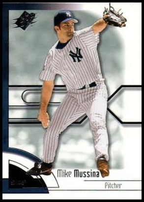 41 Mike Mussina