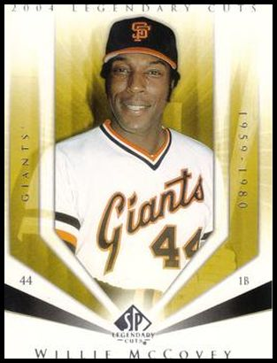 123 Willie McCovey