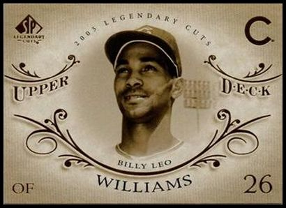 4 Billy Williams