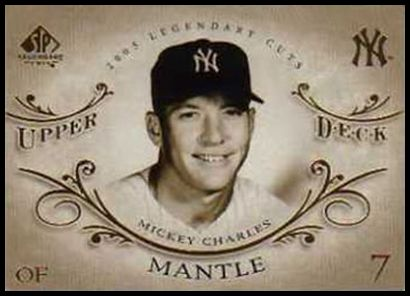 54 Mickey Mantle