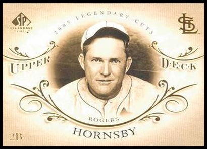 71 Rogers Hornsby