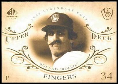 72 Rollie Fingers