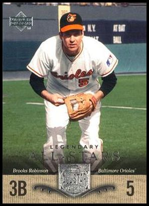 80 Brooks Robinson