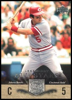 89 Johnny Bench