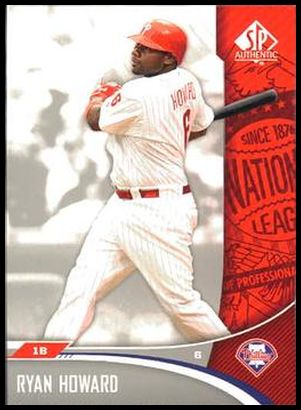 70 Ryan Howard