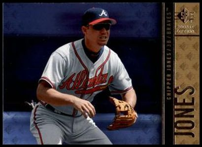 1 Chipper Jones