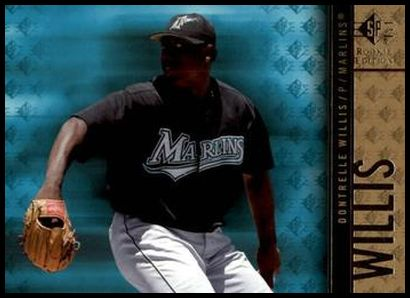 18 Dontrelle Willis
