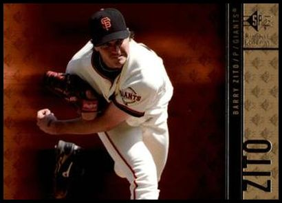 44 Barry Zito