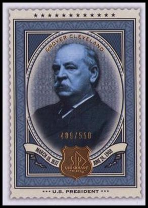186 Grover Cleveland